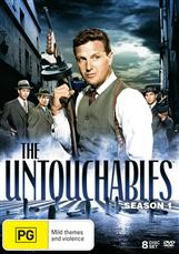 Untouchables, The - Season 1