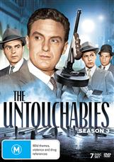 Untouchables, The - Season 3