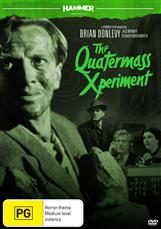 Hammer Horror: The Quatermass Xperiment