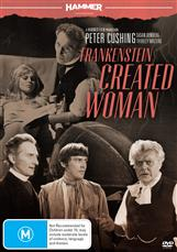 Hammer Horror: Frankenstein Created Woman
