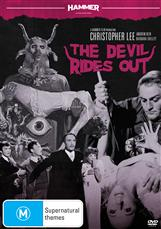 Hammer Horror - The Devil Rides Out