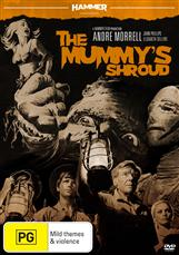 Hammer Horror - The Mummys Shroud
