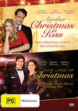 Another Christmas Kiss & Nine Lives Of Christmas