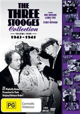 Three Stooges, The - Volume 4 - 1943-1945