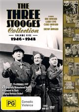 Three Stooges, The - Volume 5 - 1946-1948
