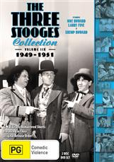Three Stooges, The - Volume 6 - 1949-1951