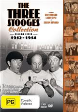 Three Stooges, The - Volume 7 - 1952-1954