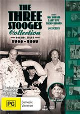 Three Stooges, The - Volume 8 - 1955-1959