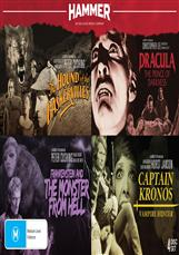 Hammer Horror Selection 1
