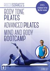 Rocco Soraces Body Tone Pilates, Advanced Pilates & Mind And Body Bootcamp