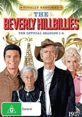 Beverly Hillbillies, The Seasons 1 - 4
