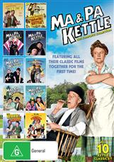 Ma & Pa Kettle - The Complete Collection