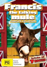 Francis The Talking Mule - Complete Collection