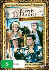 Beverly Hillbillies, The - Season 1