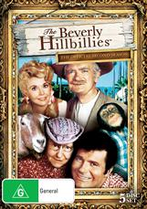 Beverly Hillbillies, The - Season 2