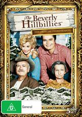 Beverly Hillbillies, The - Season 3