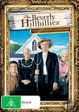 Beverly Hillbillies, The - Season 4