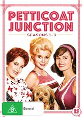 Petticoat Junction S1 - S3