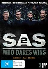 Sas: Who Dares Wins Season 2