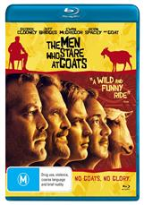 The Men Who Stare At Goats (blu)