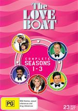 Love Boat, The - Seasons 1-3 Collection