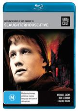 Slaughterhouse-five (bluray)