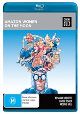 Amazon Women On The Moon (bluray)