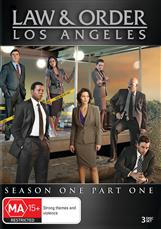 Law & Order L.a. Season 1 Part 1