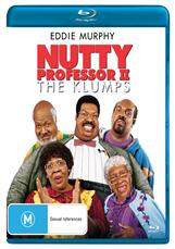 Nutty Professor 2 (blu)