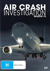Air Crash Investigation Season 15