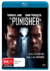 The Punisher Blu