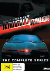 Knight Rider Complete Collection