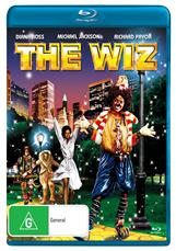 Wiz, The (bluray)