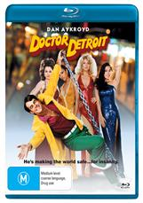 Doctor Detroit (bluray)