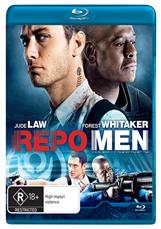 Repo Men (bluray)