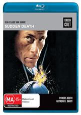 Sudden Death (blu)