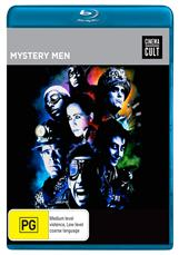 Mystery Men (bluray)