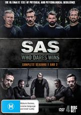 Sas: Who Dares Wins S1 & S2
