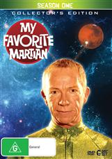 My Favourite Martian Season 1