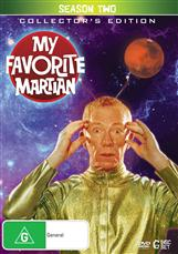My Favourite Martian Season 2