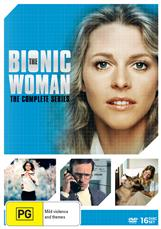 Bionic Woman Collection, The
