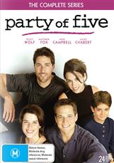 Party Of Five Complete Collection