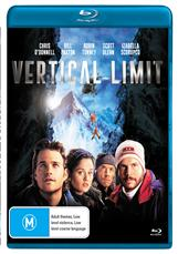 Vertical Limit Blu