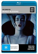 Deadly Blessing (blu)