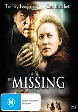 Missing, The (blu)