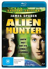 Alien Hunter (blu)