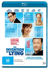 The Invention Of Lying (blu)