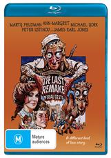Last Remake Of Beau Geste (blu)