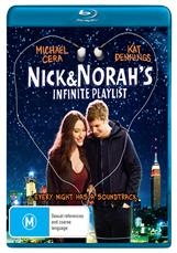 Nick & Norahs Infinite Playlist (blu)
