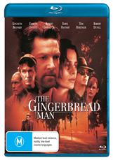 Gingerbread Man, The (blu)